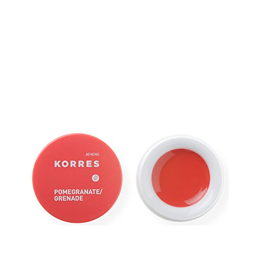 Korres Lip Butter, Pomegranate, 0.21 (0.21 Ounce Lip Stain)