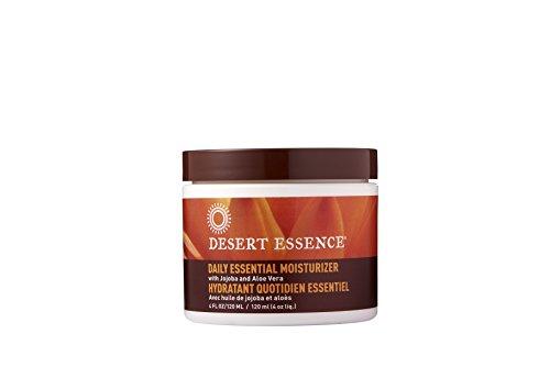 Moisturizer-Daily Essential Jojoba/Aloe Desert Essence 4 oz (Dessert Essence)