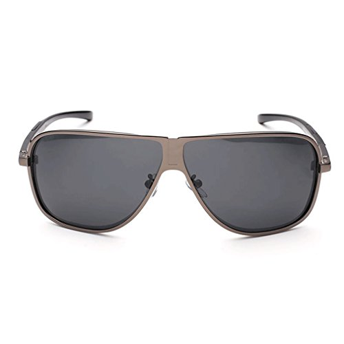 LOMOL Mens Cool Retro Aviator Style Lightweight Aluminum Magnesium Metal Frame Polarized Driving - China Reading Glass Coupons And