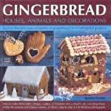 Gingerbread Houses, Animals and Decorations, Joanna Farrow, 0754816923