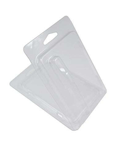 100 Pack | 0.5ML| Cartridge Clam Shell Blister Packaging