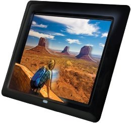 Blazon 100101 3D Digital Picture Frame, 8 Inches (Black)