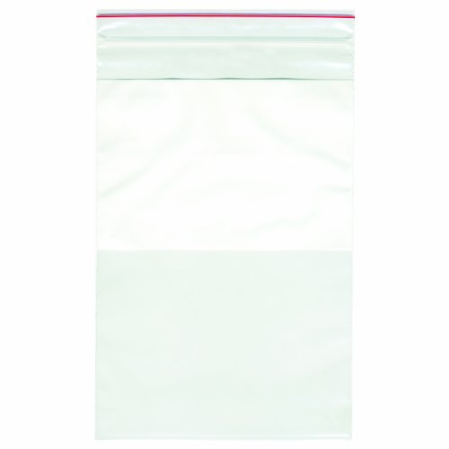 ADVANTUS Handi-Loc Resealable Poly Bags, 6 x 9 Inches, Clear, 500-Count (ANG5111D)