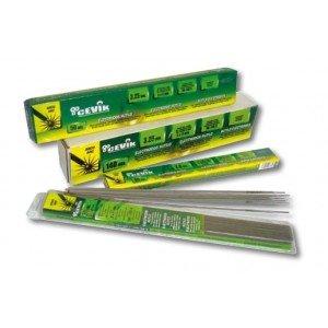 Cevik TEBLI102.0INOX - Blí ster 10 electrodos Inox 2, 0 mm