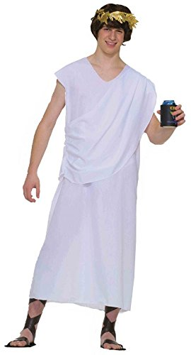 [Teen's Toga Costume] (Frat Boy Costumes For Girls)