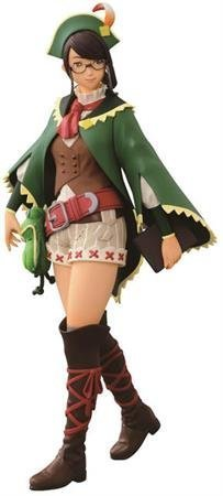 Poster girl figure lottery Monster Hunter 4 C award brigade most (japan import) by Banpresto