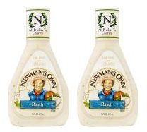 Newmans Own Ranch - Newman's Own Ranch Dressing, 16 oz 2 Packs