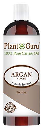 Argan Oil 16 oz. Morocco Virgin, Unrefined Cold Pressed 100%
