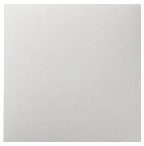 Achim Home Furnishings FTVSO10220 Nexus 12-Inch Vinyl Tile, Solid White, 20-Pack (Surface Material Solid)