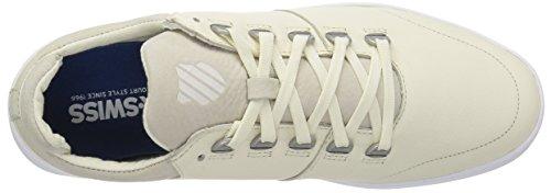 Vanilla Swiss Trainer White Aero K Women's Ice UafcSnwq