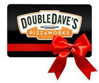 Double Dave's Pizzaworks Gift Card - Arlington The At Parks Stores