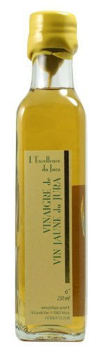 Philippe Gonet · Yellow-wine Vinegar · 25 Cl (8.45 Fl Oz) (4 PACK) by Philippe Gonet