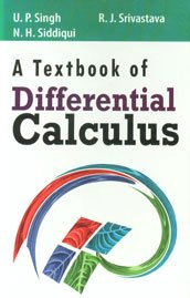 A Textbook of Differential Calculus pdf epub