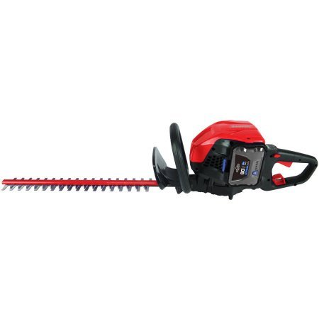 Snapper SH60V 60V Hedge Trimmer includes 2Ah Battery and Charger (Mower Battery Snapper Lawn)