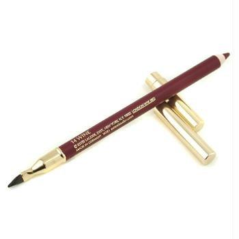 Double Wear Stay In Place Lip Pencil - # 14 Wine - Estee Lauder - Lip Liner - Double Wear Stay In Place Lip Pencil - 1.2g/0.04oz