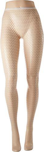 - Falke Women's Diamond Net Tights Light Beige Medium/Large