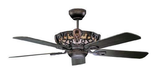 Concord Fans 52AC5ORB 52 Inch Aracruz Ceiling Fan - Oil Rubbed ()