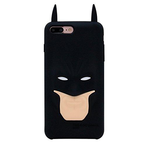 (CASESOPHY Batman Case for iPhone 7 Plus 7+ 5.5