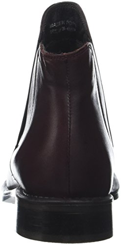 Rot Boot V Bianco Bottines Femme split 410 burgundy nqXPPv6A