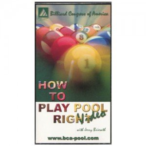 How to Play Pool Right Billiard Congress of America Official Instructional Video (Billiards Videos)