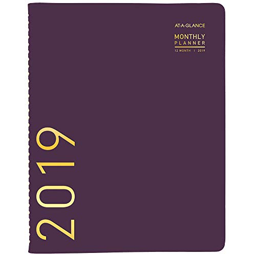 AT-A-GLANCE 2019 Monthly Planner, 9