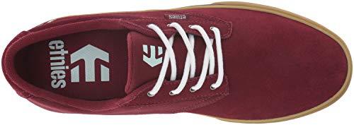 Para Patinar Vulc Etnies Morado Hombre Zapato Jameson fwSwRq0