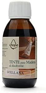 Tinte Madera al disolvente Chopo 125 cc color AVELLANA ...
