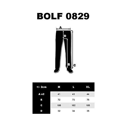Marrone 6f6 Tuta Sportivi Cotone Di Fashion Uomo Jogger – Bolf Cargo 0829 Da Pantaloni ZPf4qH