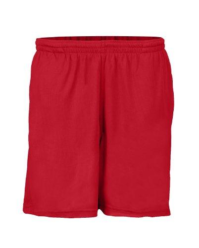 rosso Is Pantaloncini uomo All We Do da fuoco EwxnqgFnYt