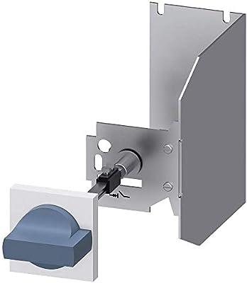 Siemens 3RV29 36-2B Door Coupling Rotary Operating Mechanism For S2 3RV29362B Grey