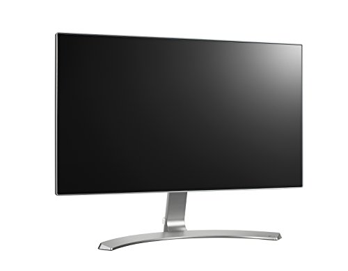 LG 24MP88HV-S 24-Inch IPS Monitor with Infinity Display 2.5mm Bezel