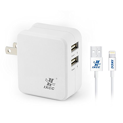 Certified Universal 2 Port Charger Lightning