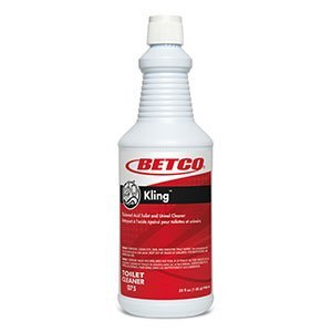 KlingTM 9% Thickened Hcl Toilet Bowl Cleaner-12/32 Fl Ounces by Betco