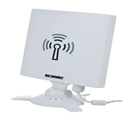 Amazon com: Compact WiFi Antenna Booster Wireless up to 1/4