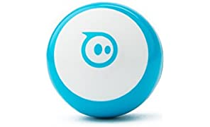 Sphero Mini Blue: App-Controlled Robotic Ball, Stem Learning & Coding Toy, Ages 8 & Up