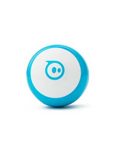 image Sphero Mini Robot Connecté interactif Bleu