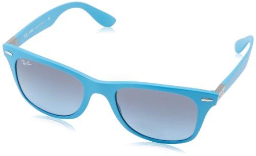 Ray-Ban WAYFARER LITEFORCE - METALLIC AZURE Frame BLUE GRADIENT Lenses 52mm - Ban Ray Ultra