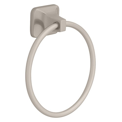 Franklin Brass  D2416SN Futura Towel Ring, Satin Nickel