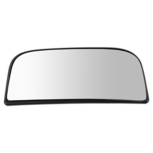 (Wide Angle Lower Tow Convex Mirror Glass Right Side for GM SUV FS Pickup Truck)