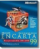 Microsoft Encarta Encyclopedia Deluxe 99