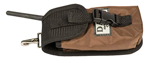 Protective Pouch Case Cover Holster Compatiblewith Garmin Astro 220, 320, 430, & Alpha 100 (Brown, Orange) Made In U.S.A. (Brown) ()