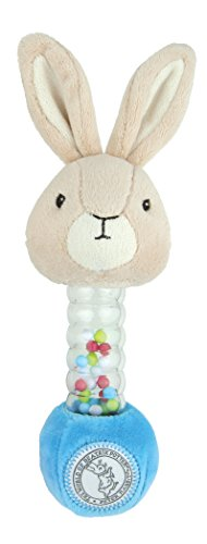 Beatrix Potter, Peter Rabbit Stick Rattle Plush