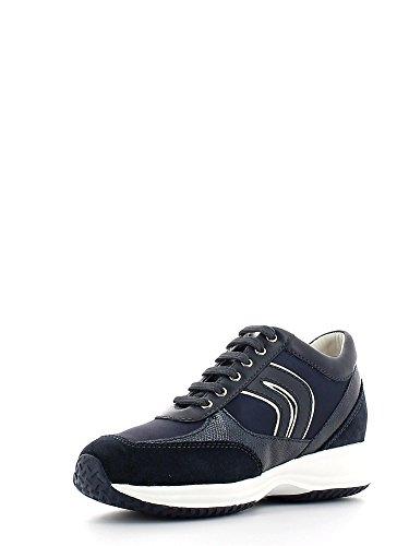 Geox - Zapatillas para mujer Navy