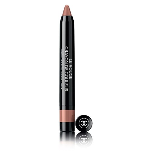 CHANEL LE ROUGE CRAYON DE COULEUR JUMBO LONGWEAR LIP CRAYON # N°1 - - Women Shades Chanel
