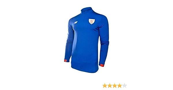 New Balance - Athletic Bilbao Sudadera AZ 19/20 Hombre Color: Azul ...