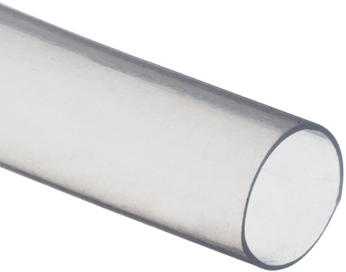 [Zeus PTFE Tube Thin Wall 7 Gauge 10' Length Coil or Spool] (Fluoropolymer Tubing)
