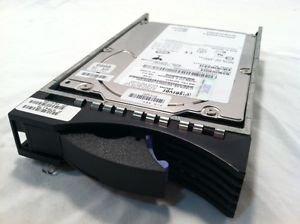 IBM 03N6327 73GB 10K 80PIN HARD DRIVE W/ Bracket 34L9068 from IBM
