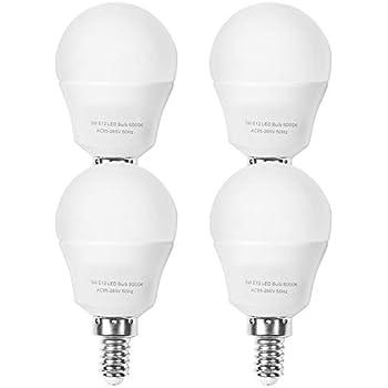 E12 Led Bulb Amazing Power 40w Equivalent Candelabra Base