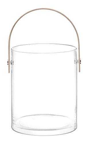 LSA International Circle Container & Ash Handle, 13.25