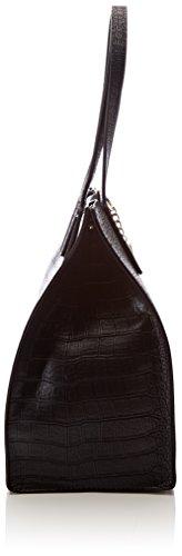 y Black hombro Mujer Shoppers de Bags Hobo Negro bolsos GUESS 6PAfwq